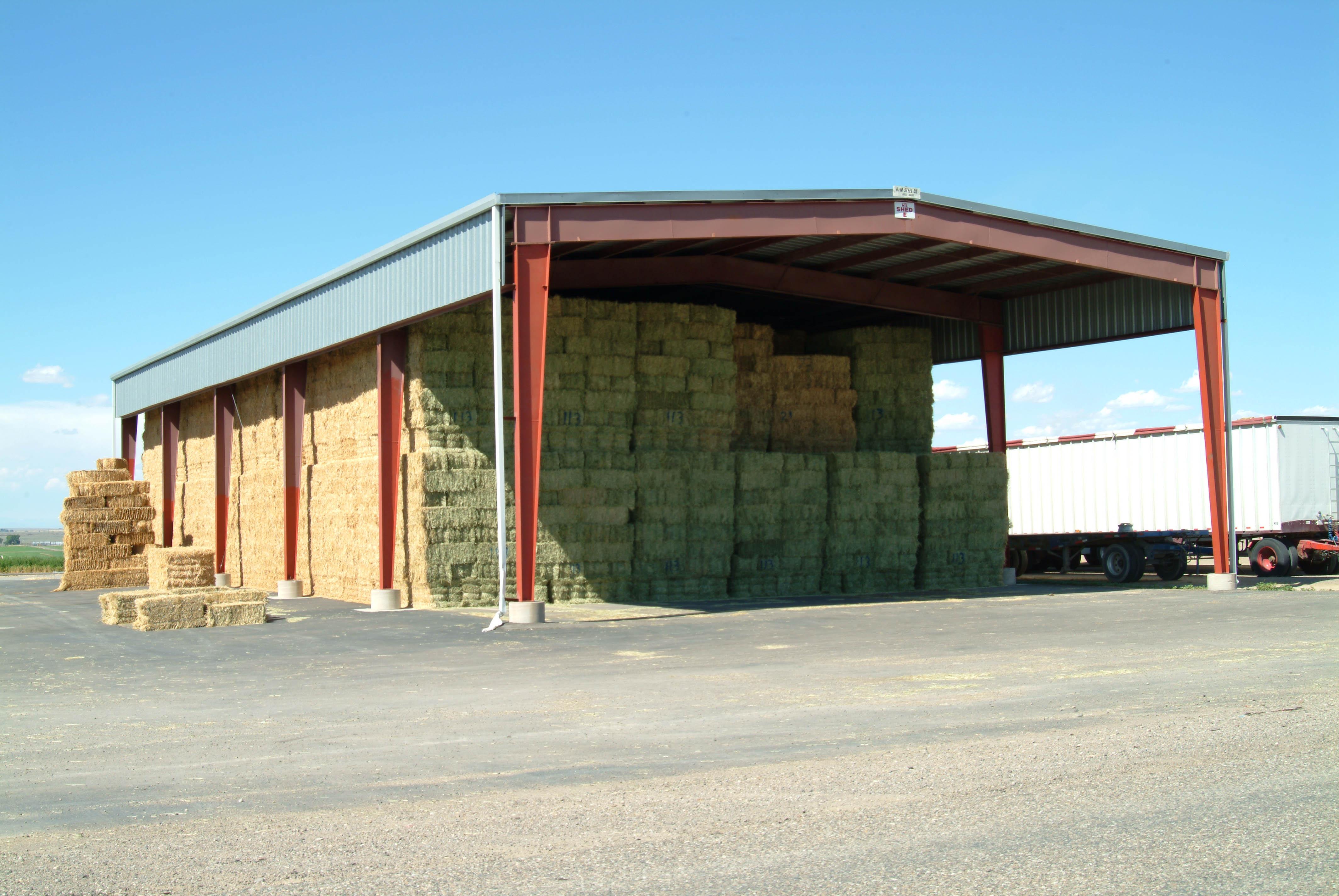 R Amp M Agricultural Steel Building Garage Barn