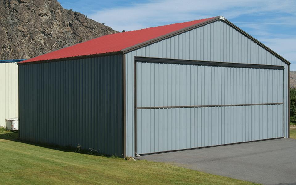 R Amp M Steel Aircraft Hangars