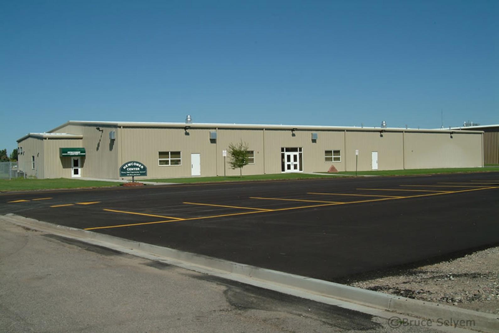R Amp M Steel Metal Educational Facility Buildings