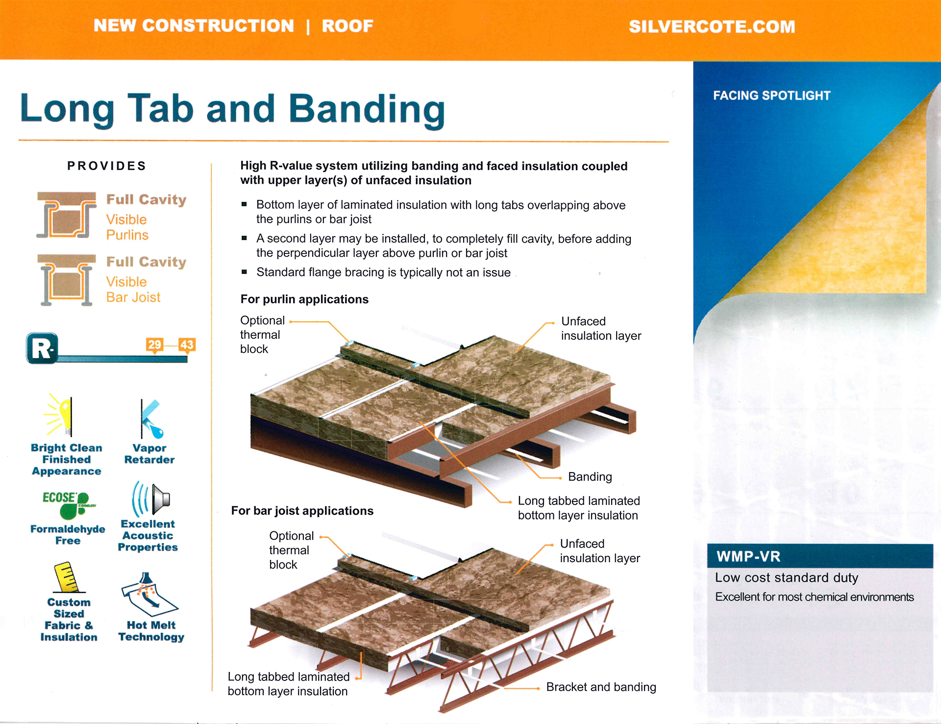 Long Tab Branding