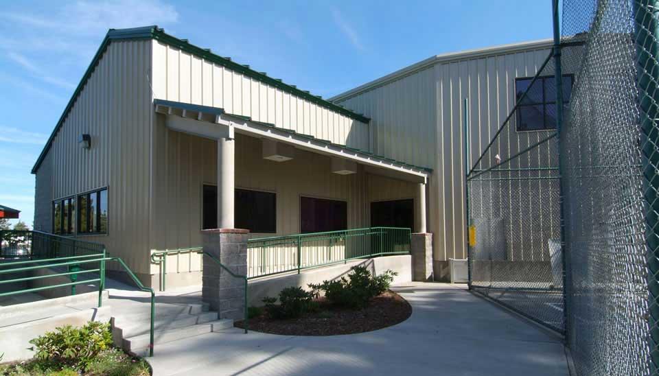 Types Of Metal Buildings Amp Metal Building Examples R Amp M Steel