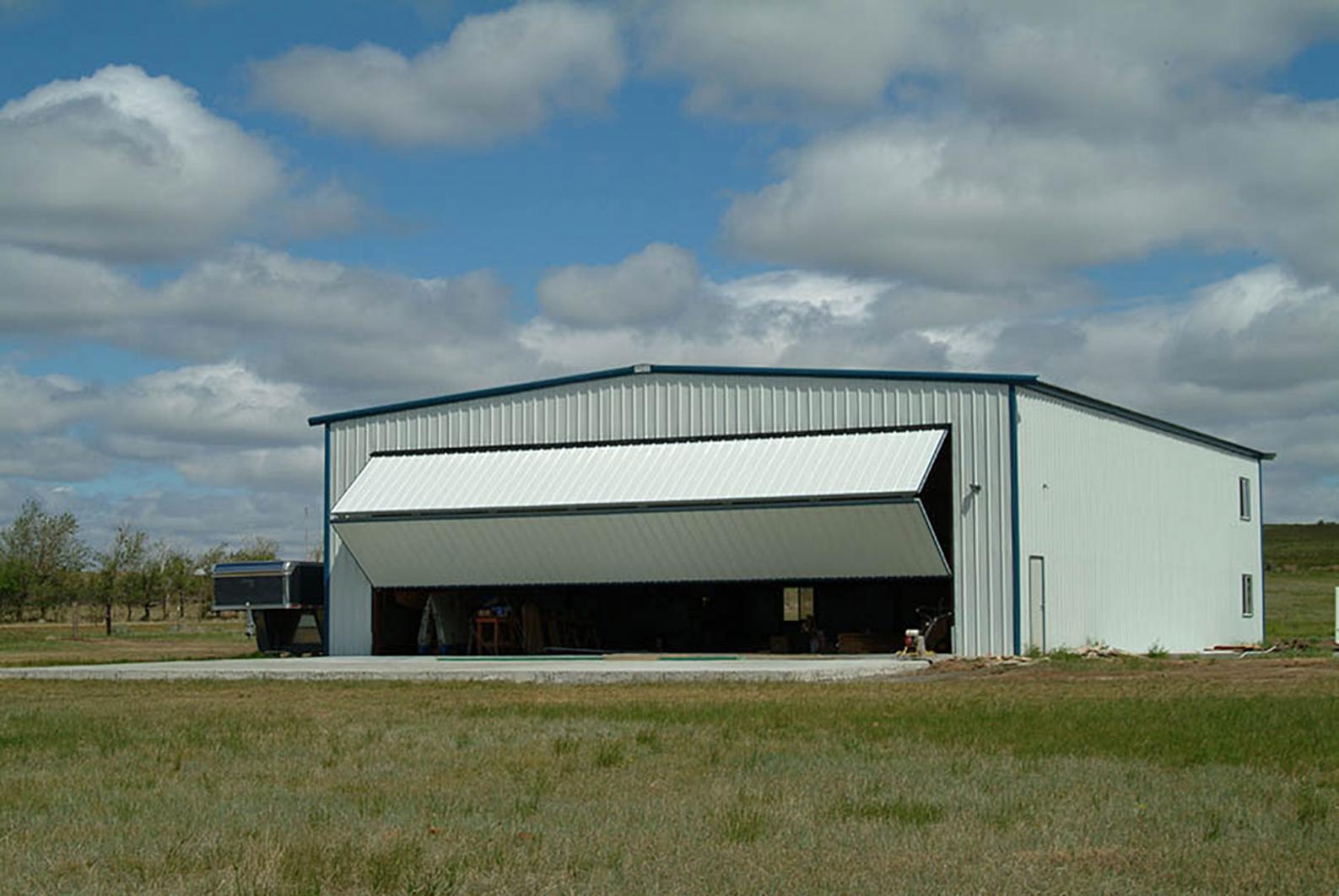 R M Steel Aircraft Hangars