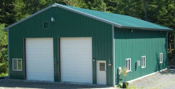 Metal Buildings for Government ID: 01152