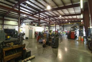Industrial Metal Buildings ID: 00125