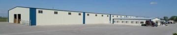 Manufacturing Metal Buildings Id: R&M Steel