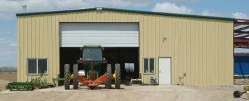 Agricultural Metal Buildings ID: 07185