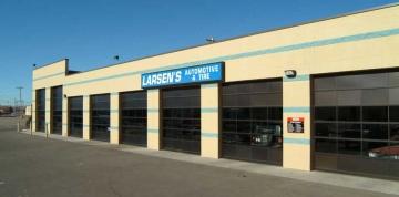Vehicle Metal Building ID: 02187