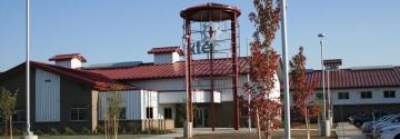 Metal Building for Schools ID: 5366