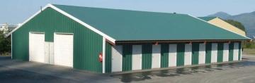 Warehouse Metal Buildings ID:00209