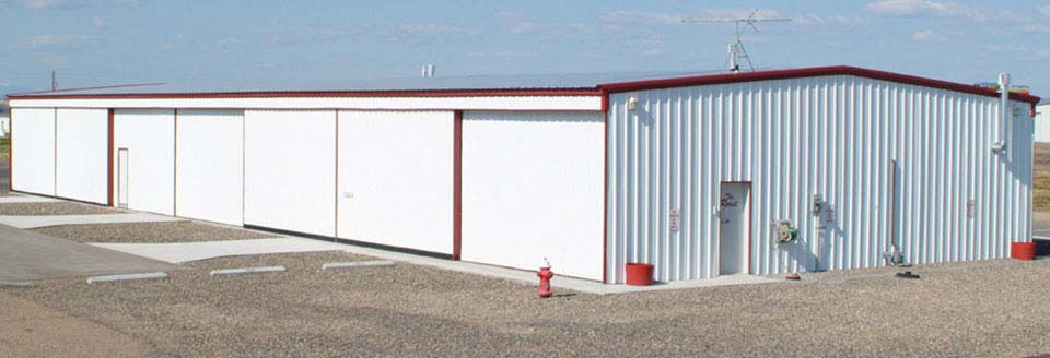 Metal Buildings & Custom Steel Buildings | R&M Steel Company